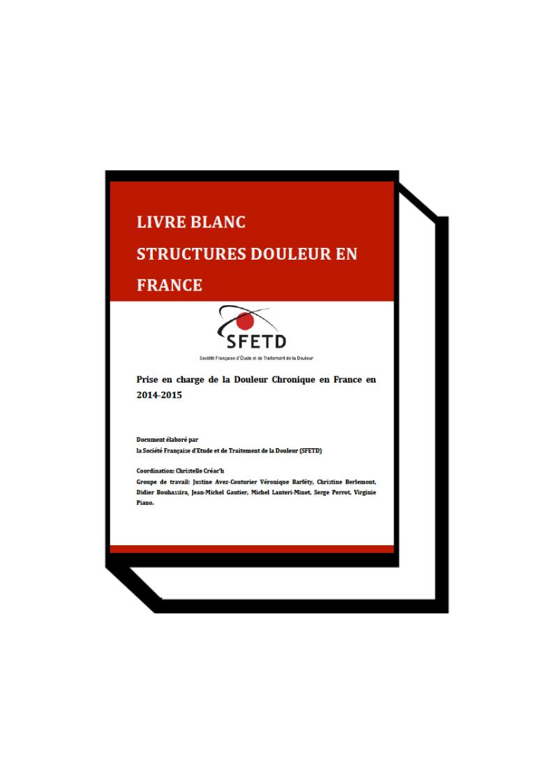 Les Livres Blancs Sfetd Site Web De La Societe Francaise